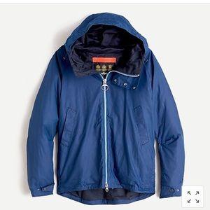 J Crew Barbour® Orta wax jacket AH591